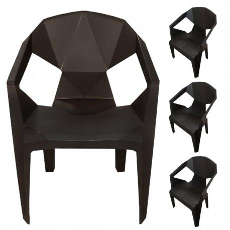 صندلی پلاستیکی طرح کندو