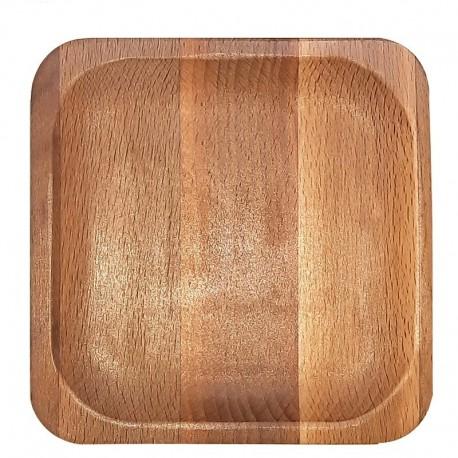 بشقاب چوبی ست سه عددی