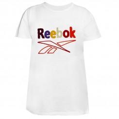 تی شرت زنانه ویسکوز طرح ریبوک