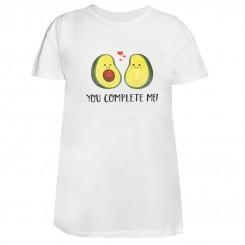 تی شرت زنانه و دخترانه طرح آووکادو