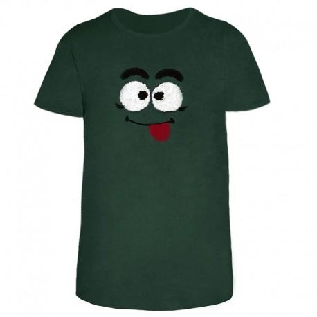 تی شرت زنانه و دخترانه طرح شکلک