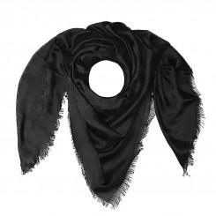 روسری قواره بزرگ ژاکارد طرح لوییز ویتون