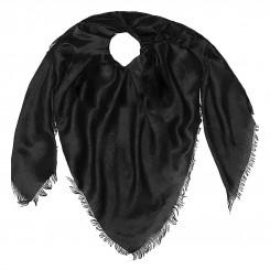 روسری قواره بزرگ ژاکارد طرح شنل
