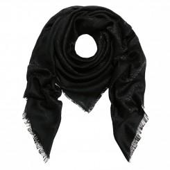 روسری قواره بزرگ ژاکارد طرح فندی