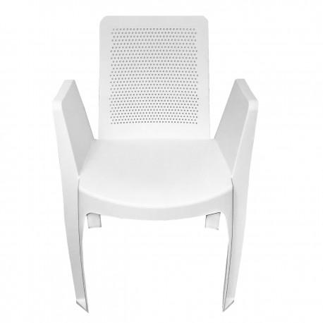 صندلی پلاستیکی طرح مشبک