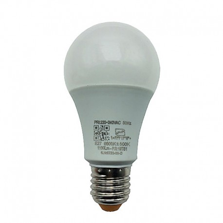 لامپ ال ای دی 15 وات آفتابی نمانور مدل A70 سرپیچ E27