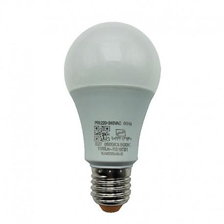 لامپ ال ای دی 12 وات آفتابی نمانور مدل A70 سرپیچ E27
