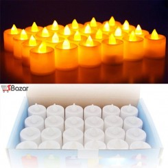 شمع وارمر LED