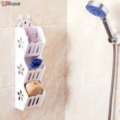 شلف سه محفظه حمامی