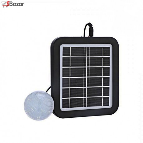 چراغ خورشیدی اتاقی قابل حمل