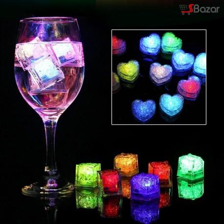 یخ LED هوشمند طرح قلب